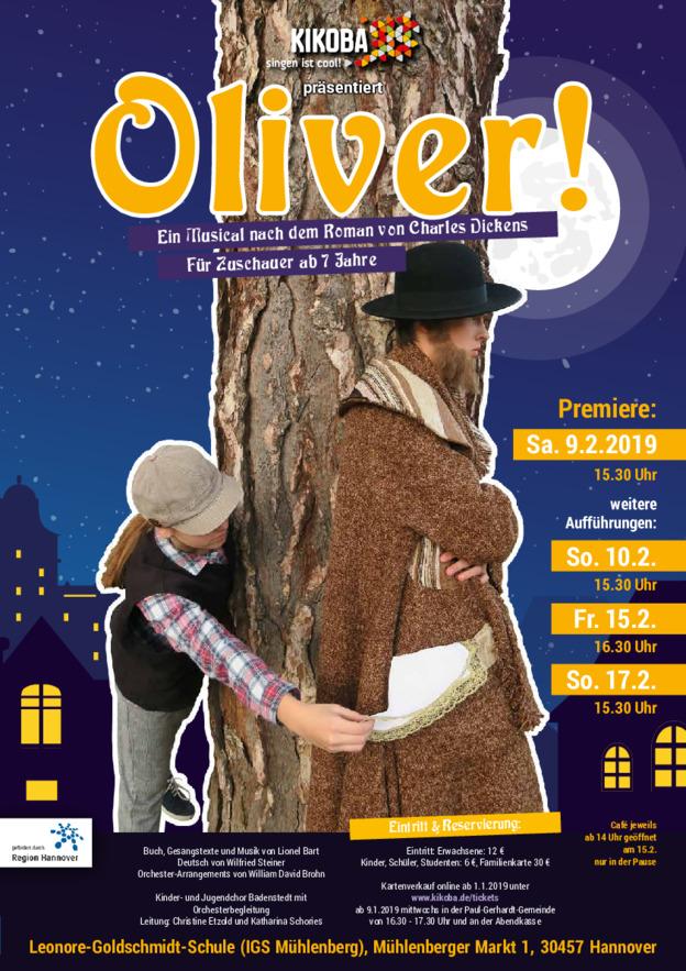 Oliver Plakat